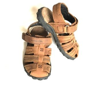 Stride rite Leather Sandal